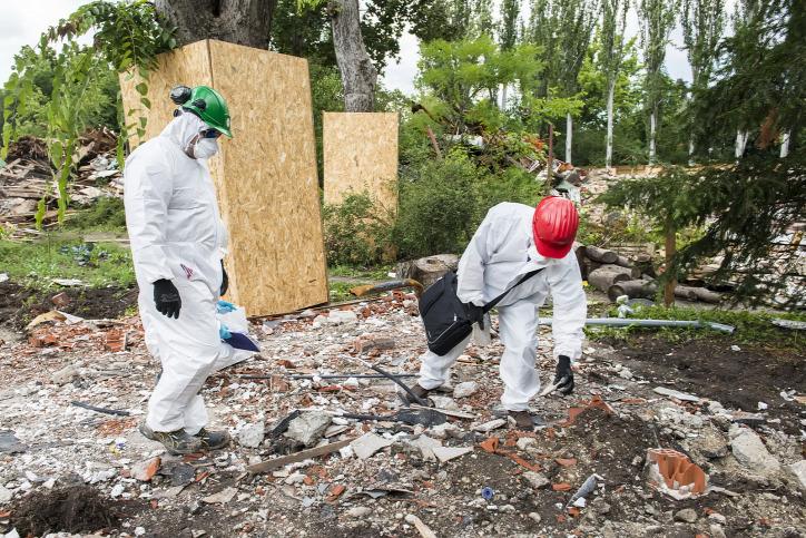 Liget Budapest Azbesztcement Hungexpo