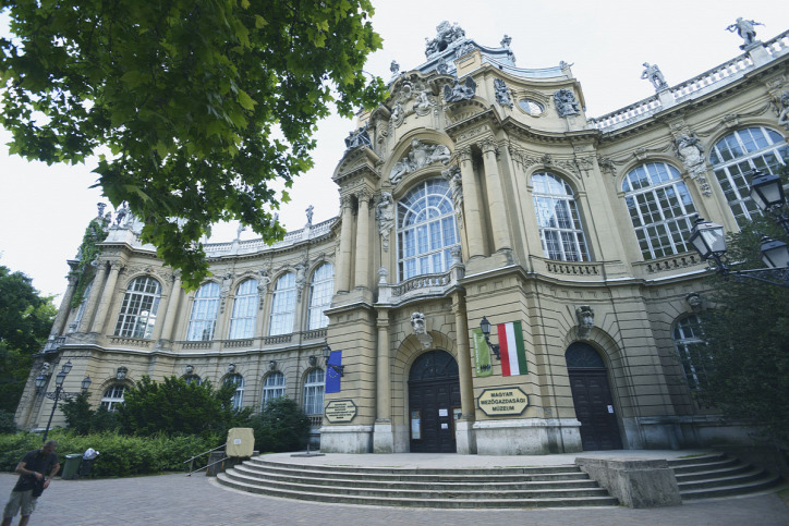 Liget Budapest Projekt Estók János Mezőgazdasági Múzeum