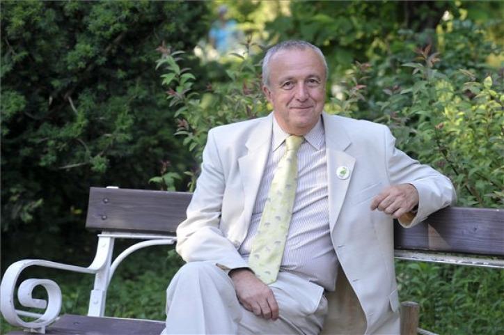 Prof. Dr. Persányi Miklós Liget Budapest Projekt