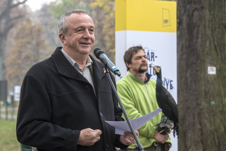 liget budapest projekt