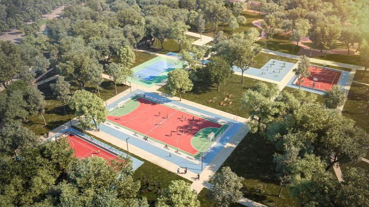 Liget Budapest Projekt Városliget Szloszjár György Garten Studio