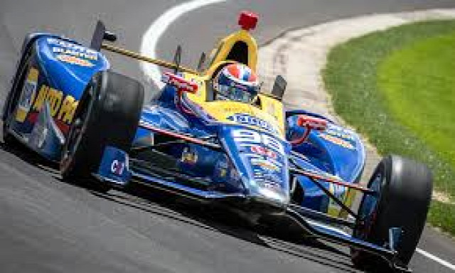 indy 500 rossi andretti 2016 legendás autóverseny a verseny indy aurósport motorsport