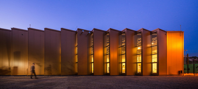 építészet pannonhalma fény világítás be light mezei dániel morvai zoltán a4 stúdió archichat kendik géza