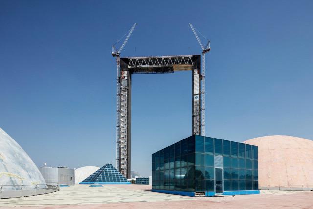 dubai építészet per keret csoda archichat