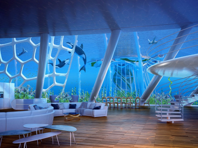 klímaváltozás jövő háza építészet víz archichat