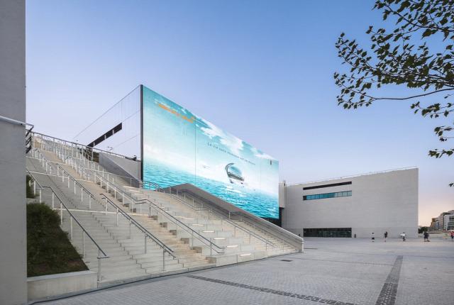 párizs építészet hajó zenélő szajna