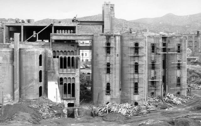 építészet gyár épület régi  új átalakítás ipari műemlék archichat cementgyár mezei dániel füles