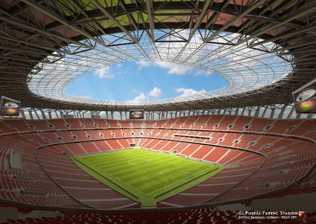 szokás építészet satdion puskás ferenc nemzeti stadion skradelli györgy archihat trend mezei dániel kendik géza