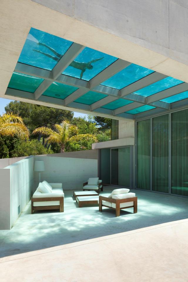 medence világ legszebb szép medúza ház nyár