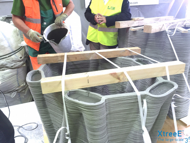 3d nyomtató archichat beton oszlop
