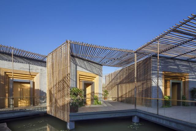építészet teaház bambusz legszebb kultúra archichat füles mezei dániel