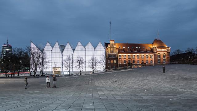 world architect festival győztes építész díj elismerés kendik géza a4 stúdió Mezei Dániel archdaily siker magyar Szeczecini Nemzeti Múzeum