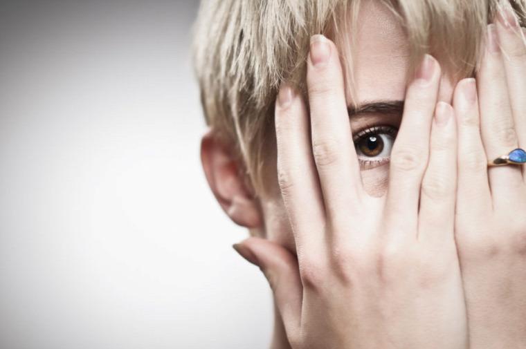 Egészség Pánikbeteg Bepillantó Agórafóbia