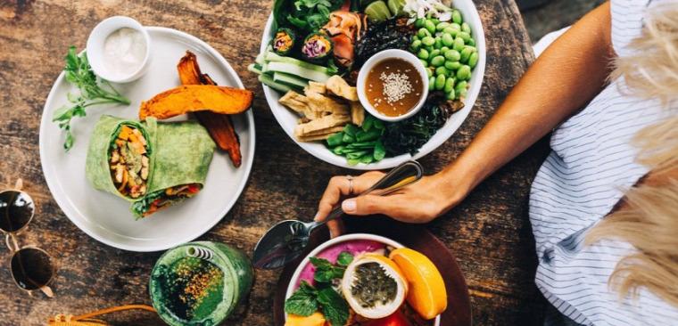 Egészség Bepillantó Vegetáriánus