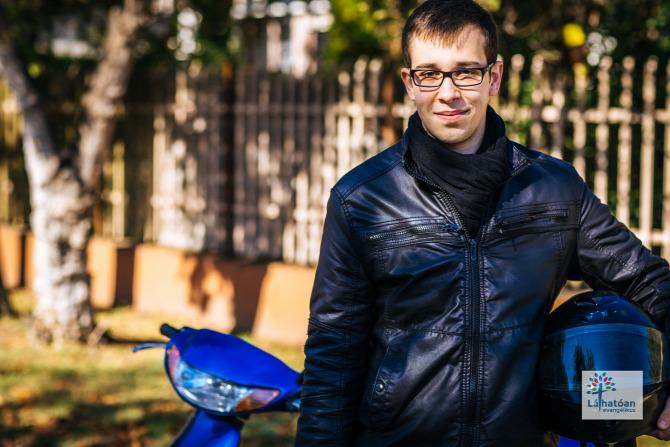 Soltvadkert egyetemista tanuló