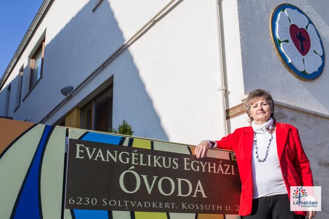 Soltvadkert Bács-Kiskun megye énekkar óvónő