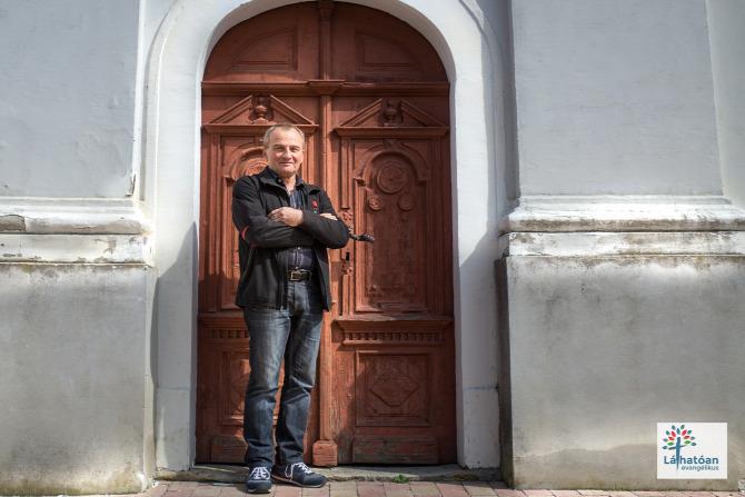 Györköny Tolna megye gyülekezeti felügyelő őstermelő