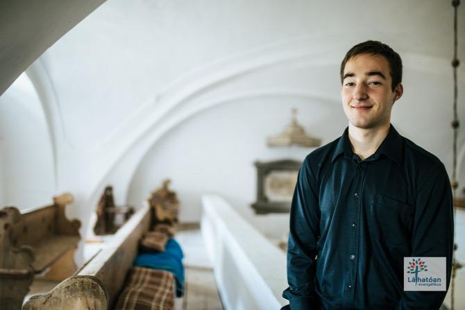 Balatonfüred egyetemista teológushallgató Veszprém megye