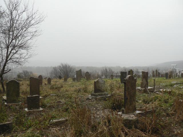 temetők Kárpátalján Ungvár Kálvária halalsprint
