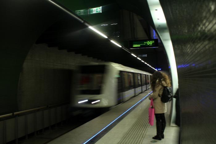 magazin drón repülés logisztika metró 4-es metró