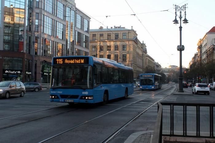 BKV Tarlós István bér Budapest magazin közút villamos gyorsvasút