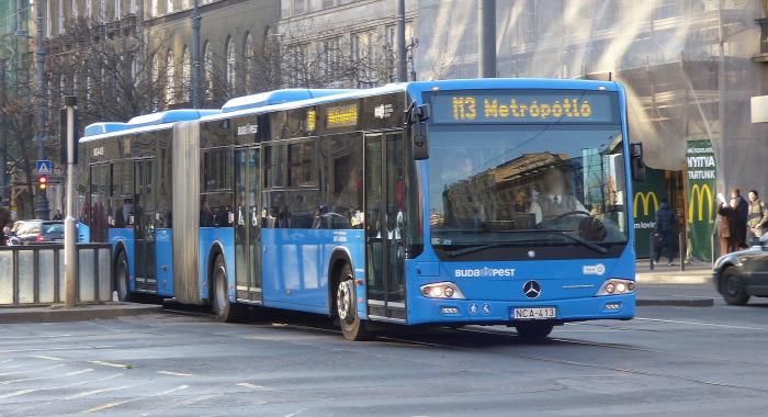 közút Budapest BKK repülőtér Vitézy Dávid busz tarifa