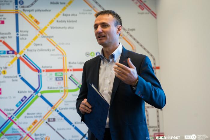 BKK metró Budapest gyorsvasút kerékpár Dabóczi Kálmán Vitézy Dávid magazin bérlet informatika internet közút dugódíj botrány t-systems