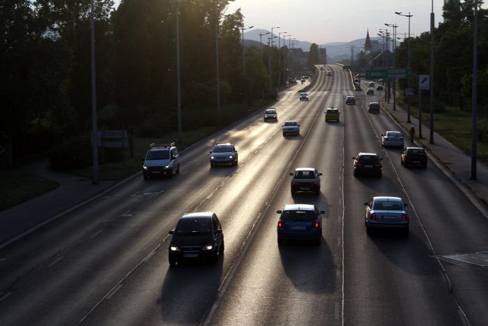 Budapest Szeged időjárás légszennyezés busz közút BKK tarifa Tarlós István