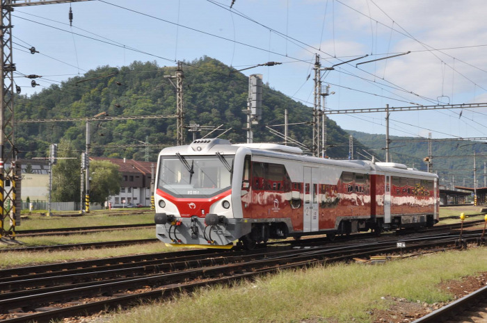 vasút Szlovákia Csehország MÁV MÁV-Start Bz Csehszlovákia Zólyom
