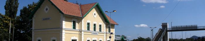 NIF vasút építészet esztergomi vonal