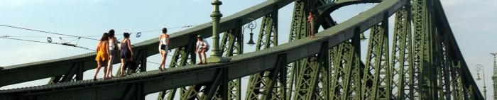 Budapest közút Szabadság híd Tarlós István