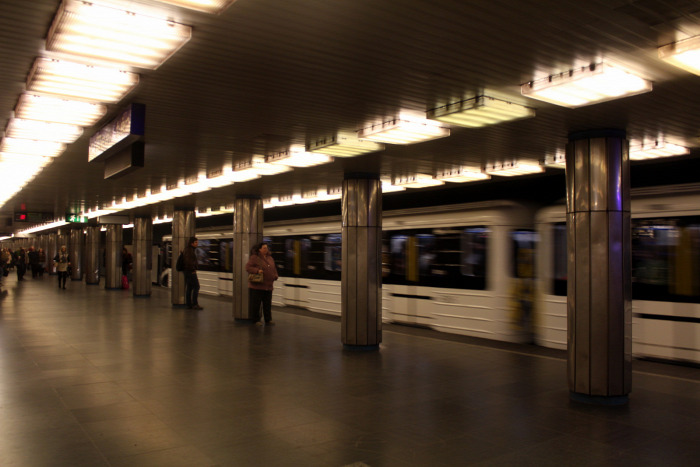 Budapest metró 3-as metró Metrovagonmas gyorsvasút felújítás