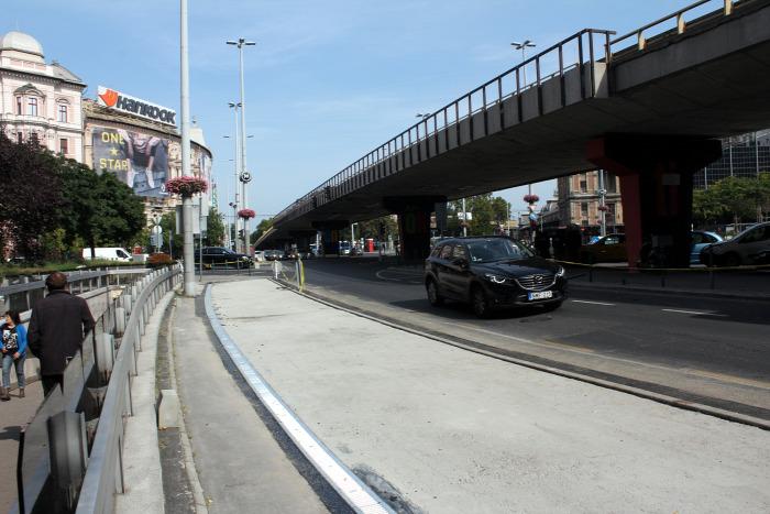 BKK gyorsvasút metró pótlás busz villamos Budapest 3-as metró közút Vitézy Dávid Közlekedő Tömeg