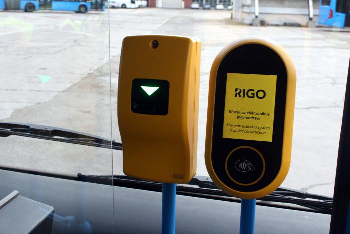 Budapest RIGO jegy tarifa BKK VT-Arriva Közlekedő Tömeg beszerzés magazin közút villamos gyorsvasút metró informatika