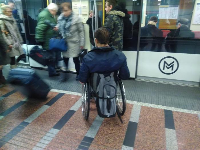 metró Budapest politika Tarlós István 3-as metró akadálymentesítés gyorsvasút M3 felújítás