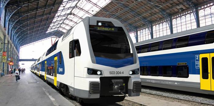 Stadler Kiss MÁV MÁV-Start Dunakeszi Szolnok vasút beszerzés EU Flirt
