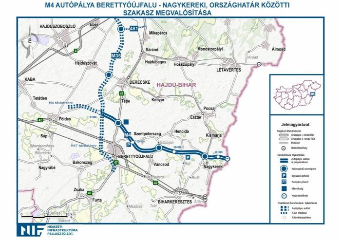 közút Románia EU beszerzés szabálytalanság jog útépítés Közgép Itinera Duna Aszfalt A–Híd Hódút M4 M35 autópálya NIF