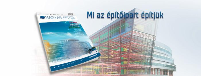 magazin építőipar sajtó
