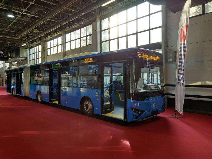 busz közút beszerzés buszgyártás Szerbia