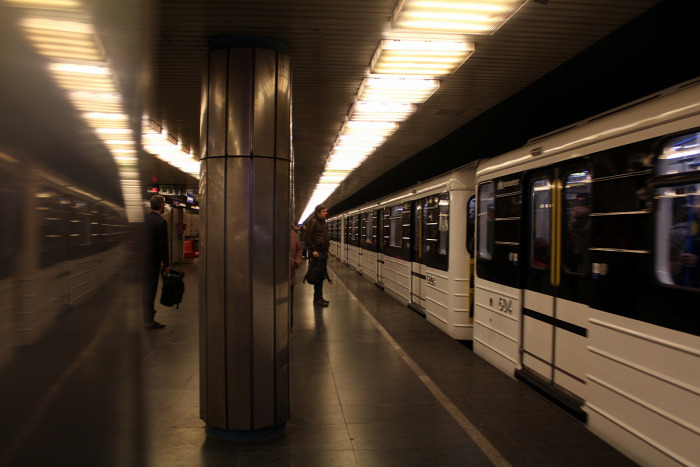 gyorsvasút Metrovagonmas metró Oroszország 3-as metró BKV Budapest