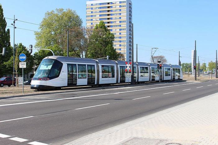 villamos Franciaország Németország Svájc Csehország Lengyelország Strasbourg
