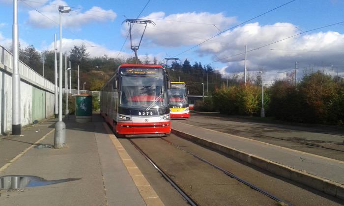 Csehország Prága villamos fejlesztés beszerzés