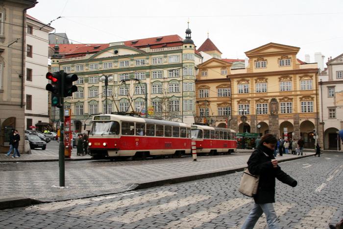 villamos Csehország Csehszlovkia Tartra nosztalgia
