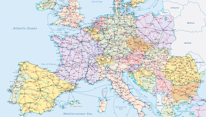 vasút Európai Unió InterRail tarifa