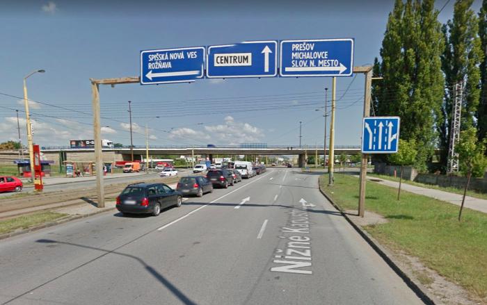 Szlovákia közút vasút politika tábla
