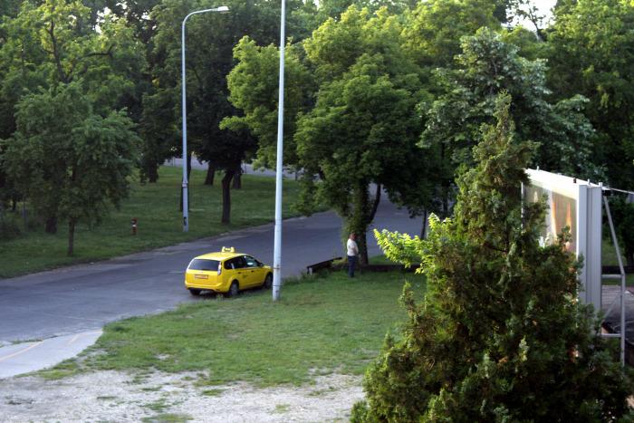 elektromos közút taxi Budapest magazin környezetvédelem Nemzetgazdasági Minisztérium