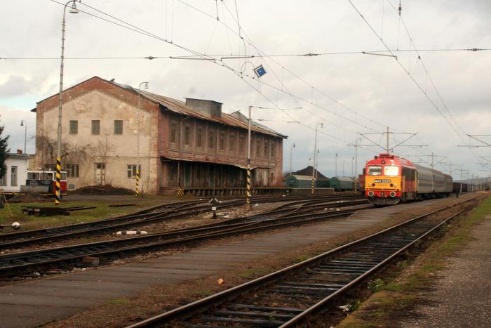 vasút Szlovákia GYSEV MÁV MÁV-Start határ EU