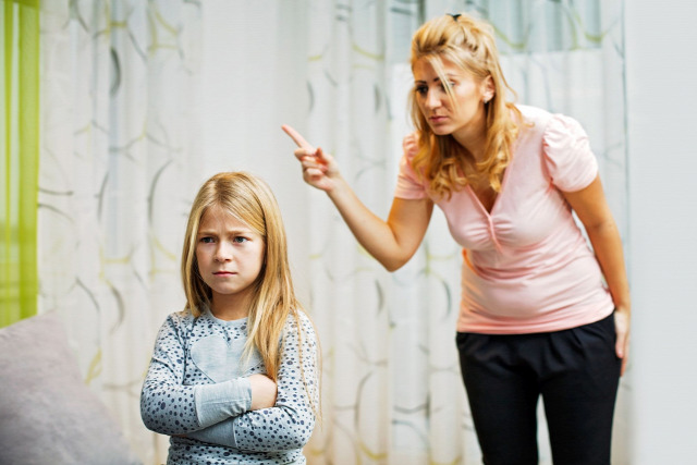 hogyan mondjam el szülő-gyerek kommunikáció büntetés