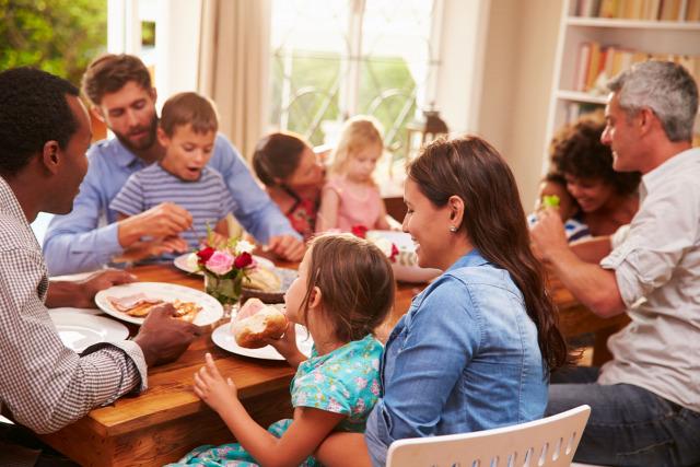 szertartások szülőknek közös reggeli közös vacsora