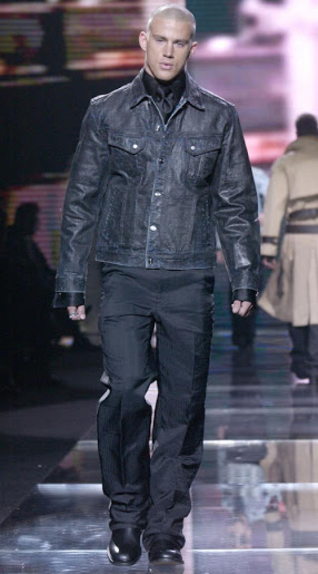 divatsprint színész modell